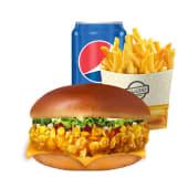 Meniu Crunchy Chicken Regular