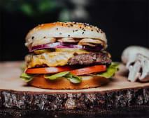 Wypas Burger