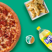 Oferta 2ª Pizza Combo Grande