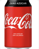 Coca Cola Zero (33cl)