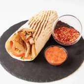 Kebab wrap Red Devil