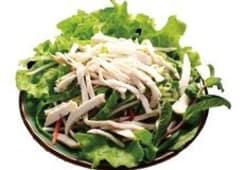 18-Salade de poulet