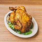 Mezzo pollo arrosto
