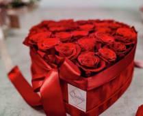 Flower box premium srce