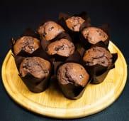 მაფინი - შოკოლადით