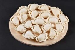 Вареники з картоплею і грибами (1кг)