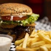 Nichas Texan Burger