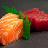 Sashimi variado (8 pzs.)