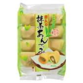 Tenkei matcha mochi pancake
