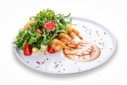 Салат Shrimp salad (300г)