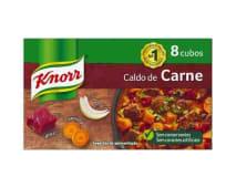 Caldo de Carne Knorr (8 Cubos)