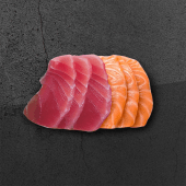 Sashimi Mixto (6 uds.)