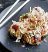 Takoyaki たこ焼き - 6 pezzi