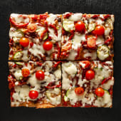Pizza De Verduras (4 pzs.)