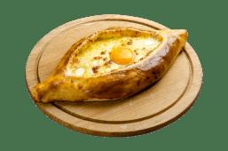 Хачапурі по-аджарськи (500г)
