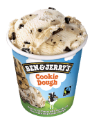 Cookie dough (465 ml.)