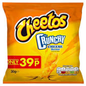 Cheetos Crunchies -30G