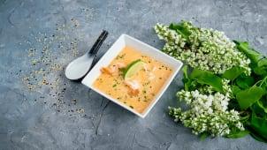 Zupa Tom Yum z kurczakiem