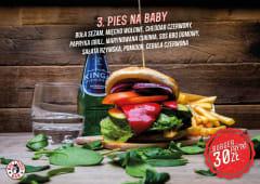 Burger Pies na baby