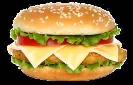 Chicken Cheese Burguer