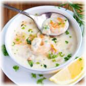 Kremasta riblja juha