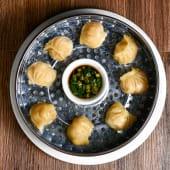 Dumplings de Camaron 10 (HAGAO)