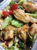 30.Pollo con verze in salsa piccante