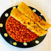 Chapatti with Coconut Beans