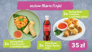Zestaw Movie Night
