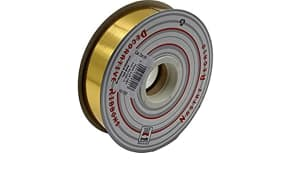 Fita Lux Metalizado 282 31Mm 01 Ouro 100Mts