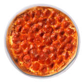 Pizza Pepperoni Lovers (individual)