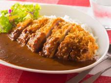Katsu curry カツカレー
