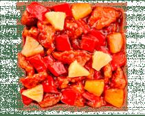 Carne de porc Gu Lau Jou