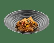 Рисовая лапша с морепродуктами (275 г)
