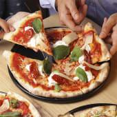 Pizza Margherita di burrata