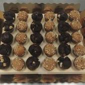 Bandeja de mini muffins