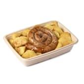 Menù girella + patate mitiche