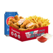7 Wings Box Regular