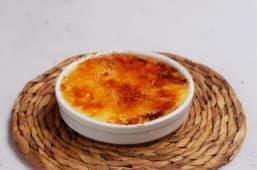 Crema catalana con zenzero