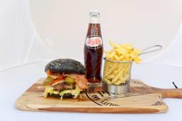 Meal Deal Black Angus Burger