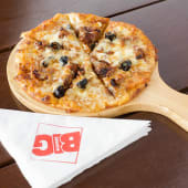 2 Regular Pizzas