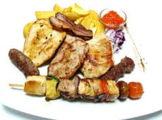 Miješano meso s roštilja