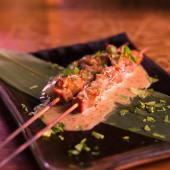 Kushiyaki beef