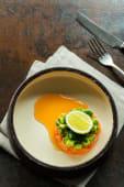 Тартар з лосося з авокадо (200г)