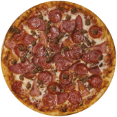 Pizza meat (grande)