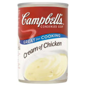 Campbell Condensed Soup Cream Of Chicken-295G