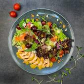 Салат з грильованою куркою (280г)