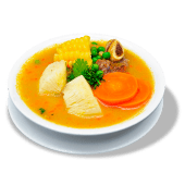 Sancocho de res