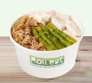 Hot veg bowl
