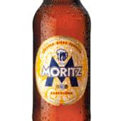 Cerveza Suave Moritz (330 ml.)